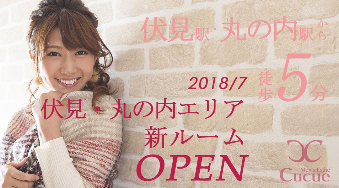 伏見・丸の内ルームオープン