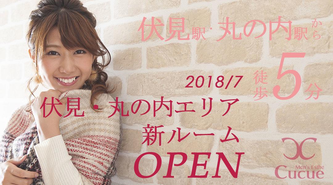 鶴舞線・伏見・丸の内駅前に新ルーム誕生